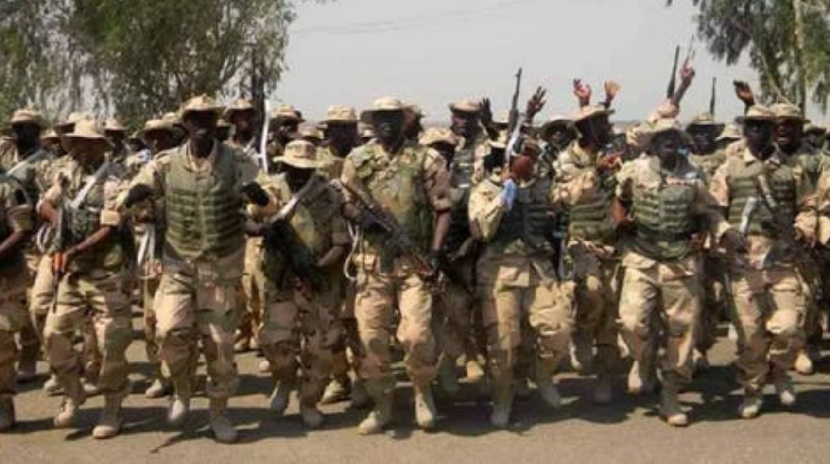 Military destroys more terrorists' structures, kills several fighters in Borno