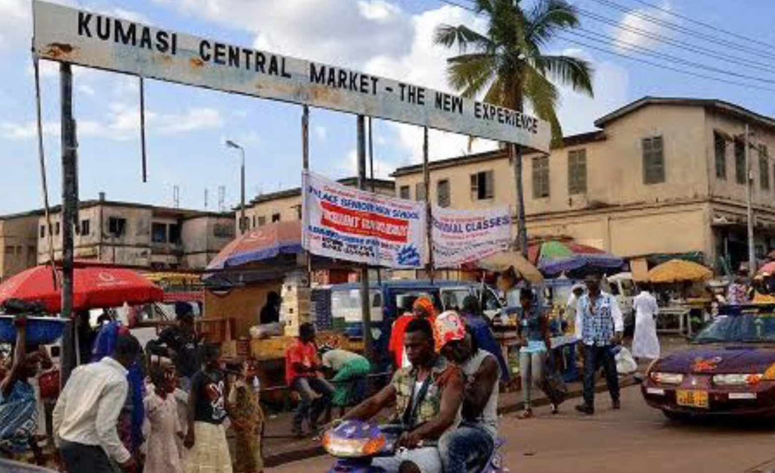 Again, Nigerian traders in Ghana send SOS to FG