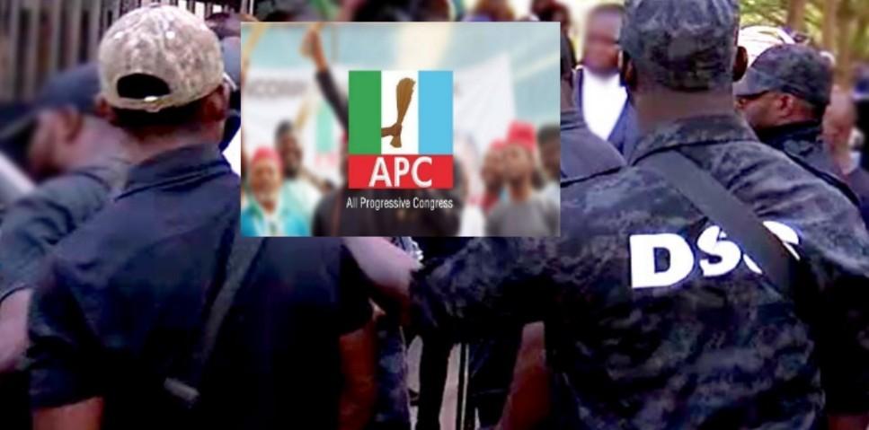 Edo 2020: DSS invites 10 APC chieftains ahead of polls
