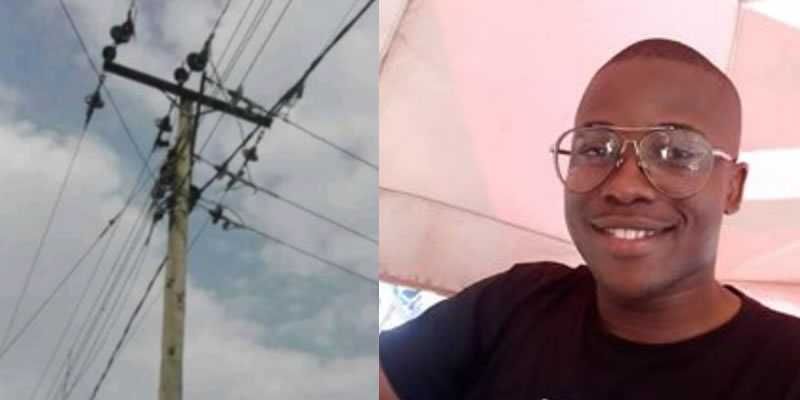 'Loose' high tension wire electrocutes final year student of Nasarawa state University to death