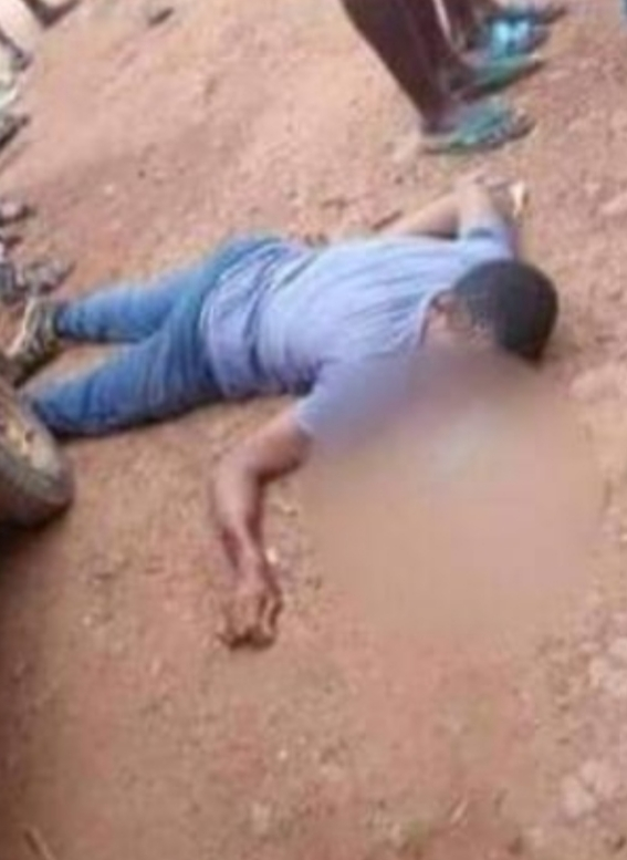 BREAKING: Two reportedly dead as IPOB members and security operatives clash in Enugu (VIDEO)