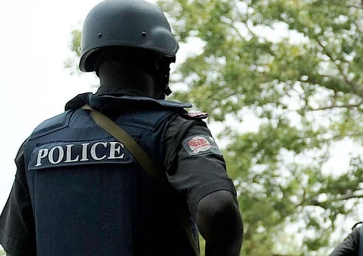Drama as police arrest trader eating excreta with bread in Oyo State