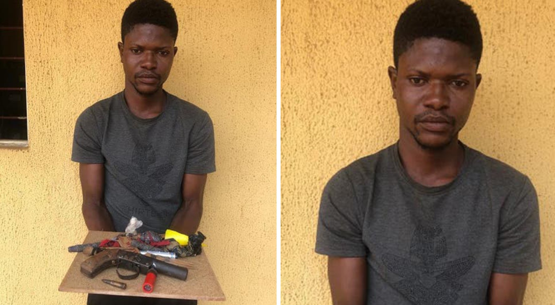 Ogun wanted notorious Cultist arrested