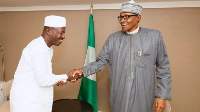 """I've a lot to say"", Magu reveals as Panel recommends his 'dismissal' to Buhari"