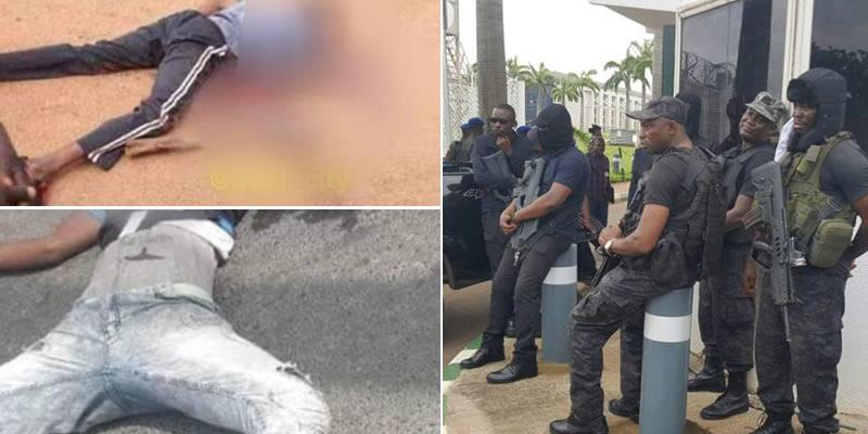 IPOB members killed our operatives, DSS breaks silence on Enugu bloody clash