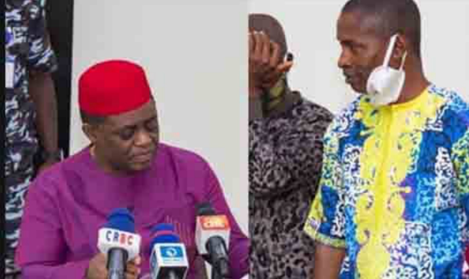 NUJ blasts Fani-Kayode, says attack on Daily Trust reporter totally reprehensible