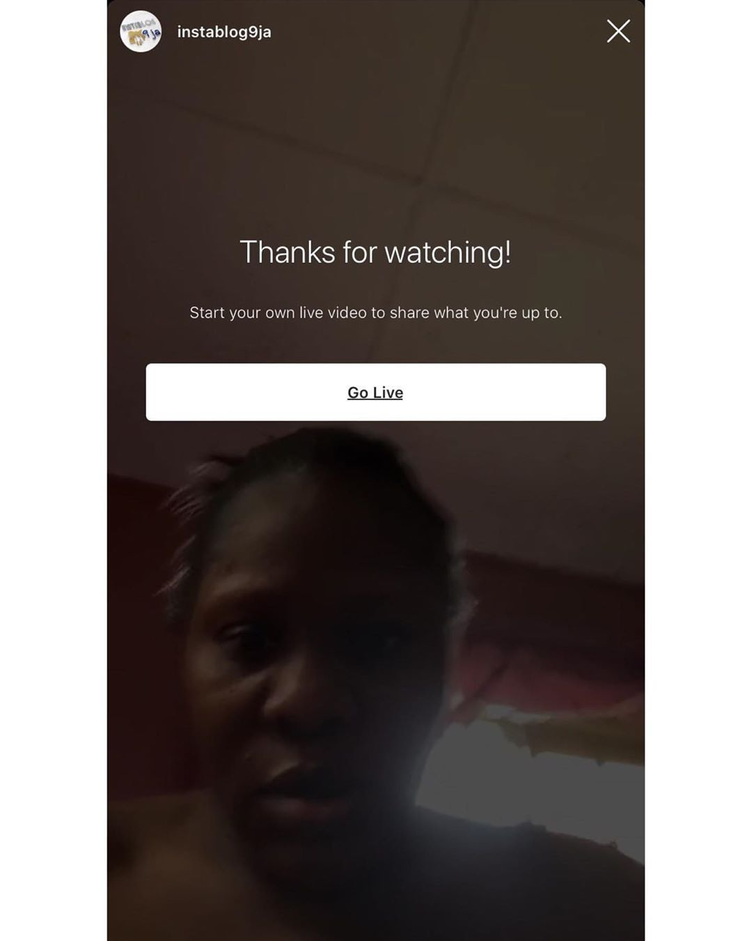 Reactions Trail As Instablog9ja Handler Is Exposed Mistakenly Goes Live On Instagram Many feared dead as boko haram attacks church on christmas day. exposed mistakenly goes live on instagram