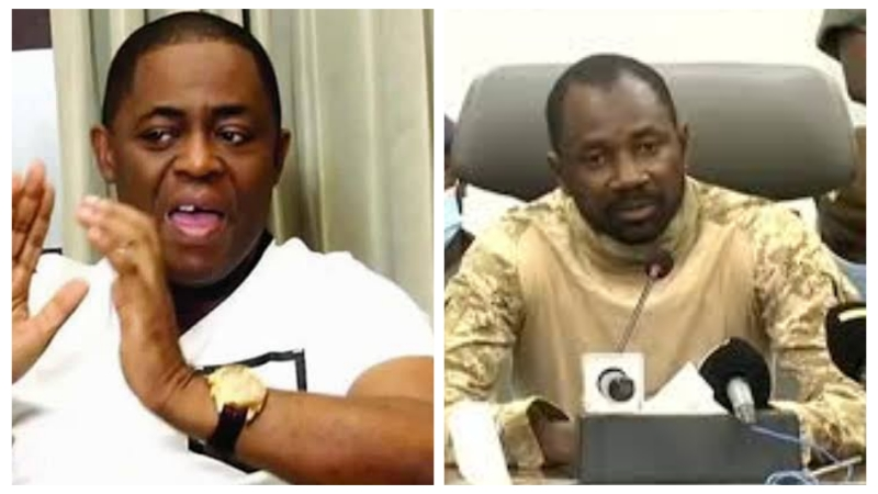 FFK, others calling for 'Junta' in Nigeria, who will lead?