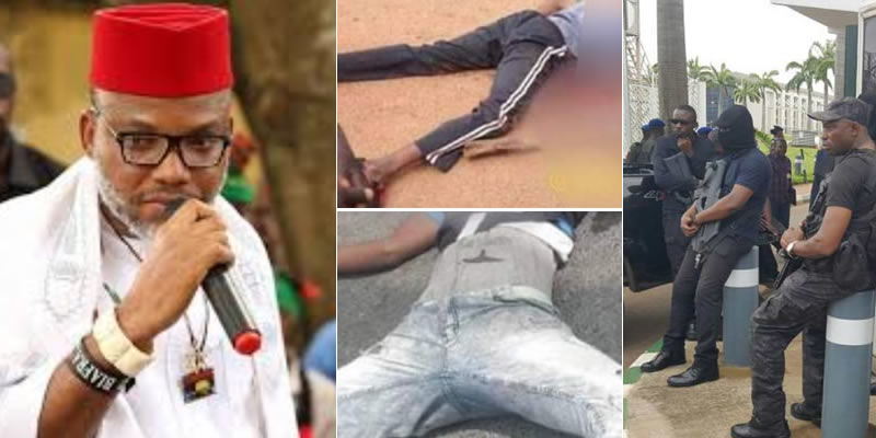 DSS vs IPOB: I've been tempted to quit but I'm 'charged up' instead — Kanu reassures followers