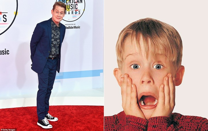 Home Alone star, Macaulay Culkin turns 40, pens interesting message to fans