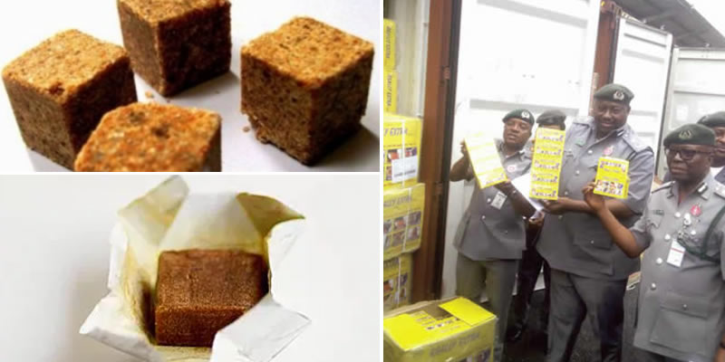 NCS warns Nigerians over expired seasoning cubes in circulation