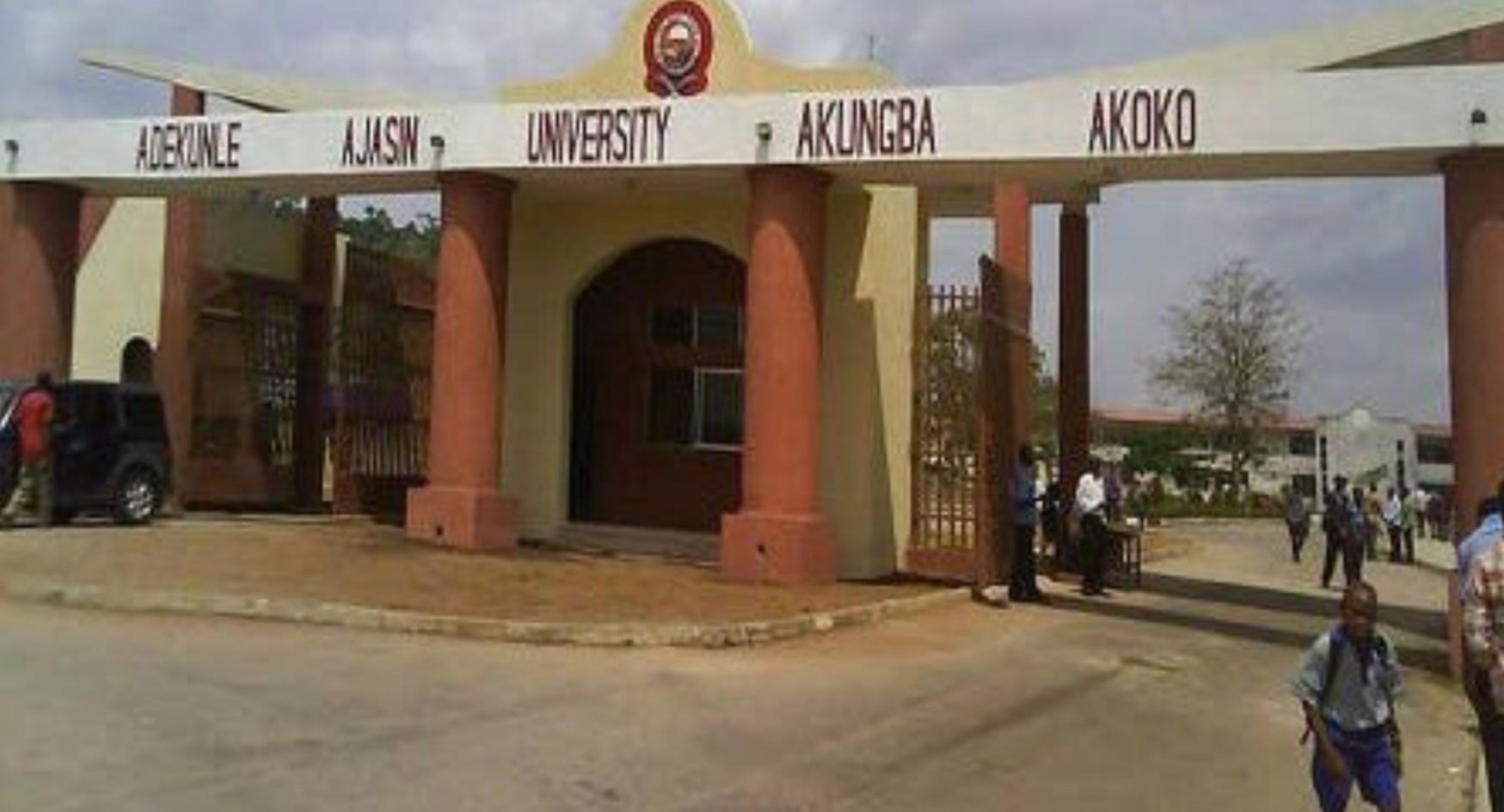 Ondo varsity reduces school fees