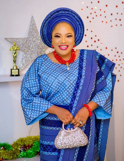 Nollywood actress, Toyin Abraham release 'drop dead gorgeous' pre birthday photos