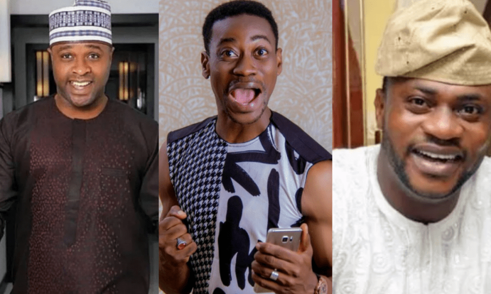 Lateef Adedimeji beats Odunlade Adekola, Femi Adebayo hands down after he did this