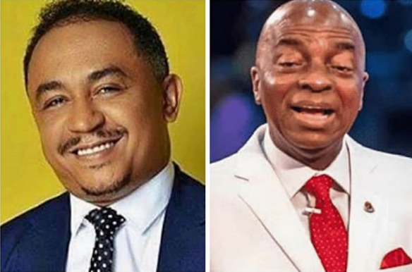Submission goes both ways - Daddy Freeze drags Bishop Oyedepo