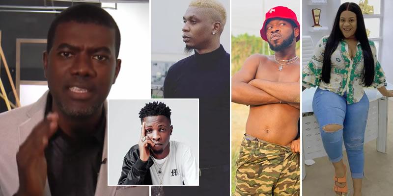 Govt increasing fuel price, u're canvassing vote for Laycon on BBNaija, Omokri lambastes Nigerian celebrities