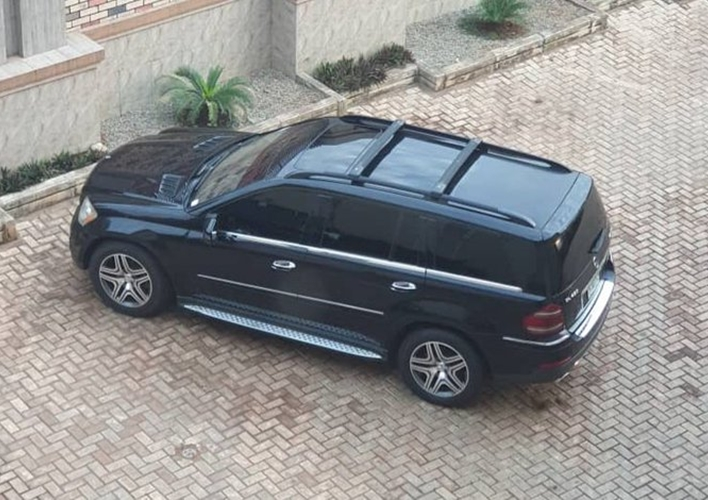 Yul Edochie Ready To Give Out His Old Mercedes Benz SUV To A Lucky Fan