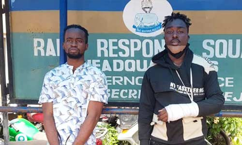 Court remands 2 for allegedly robbing delivery man of N430,000 IPhone
