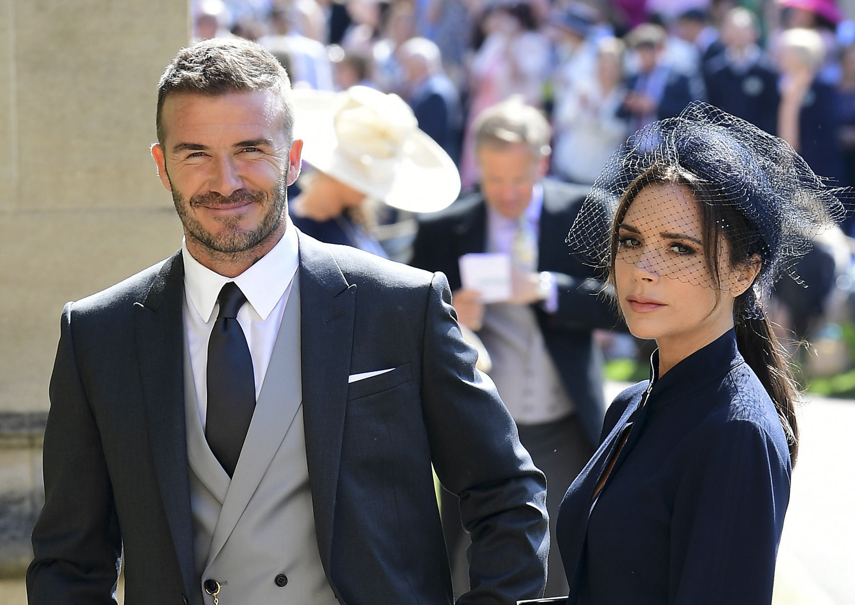 David Beckham, wife test positive for Coronavirus