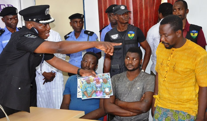How robbers attacked police station and banks in Offa, DPO narrates