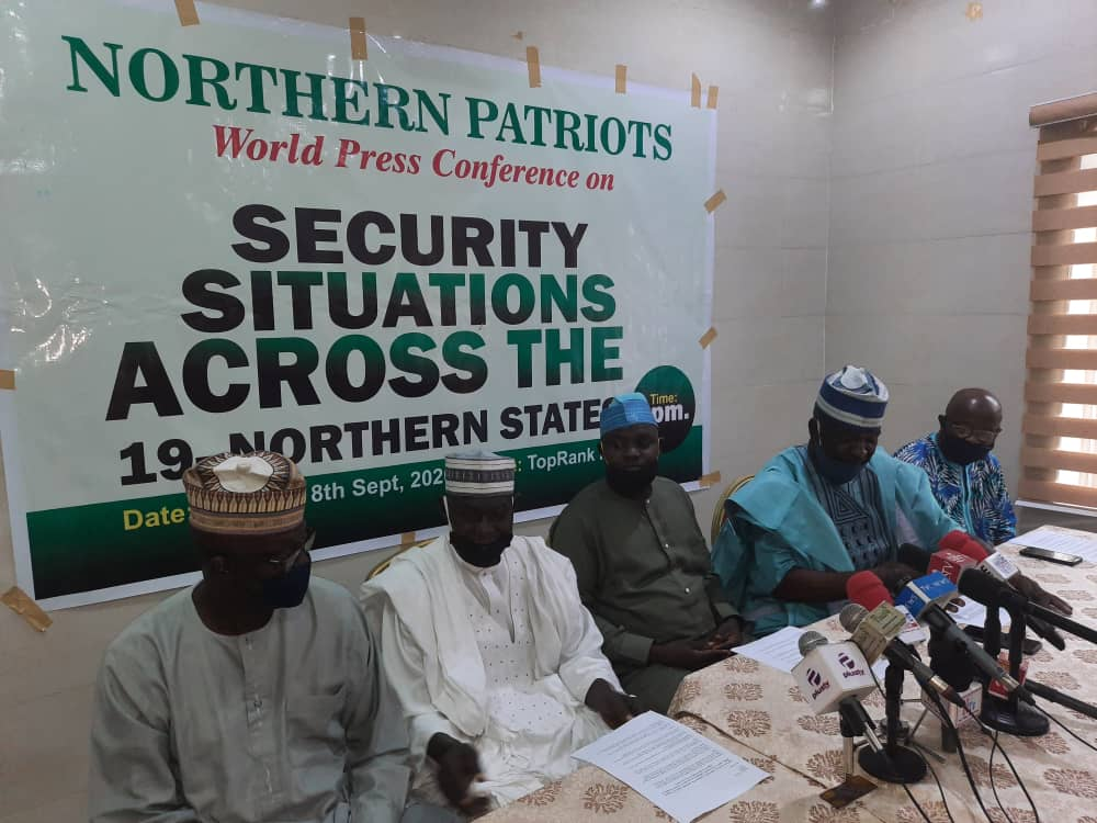 Insecurity: Northern patriots laud PMB, security architecture over improvements across 19 states
