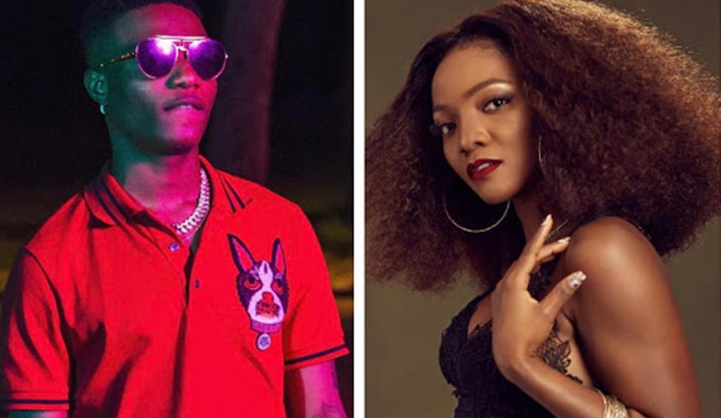 Wizkid declares unwavering love for Simi