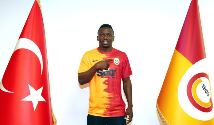 Super Eagles midfielder, Oghenekaro Etebo joins Galatasaray