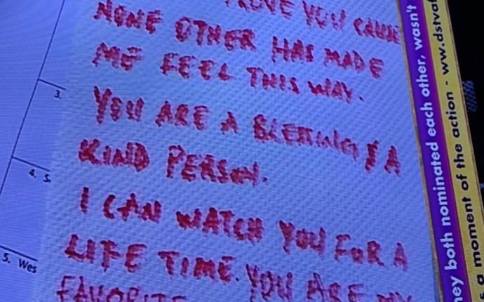 BBNaija: Ozo's love letters to Nengi getsa final strike from Big Brother