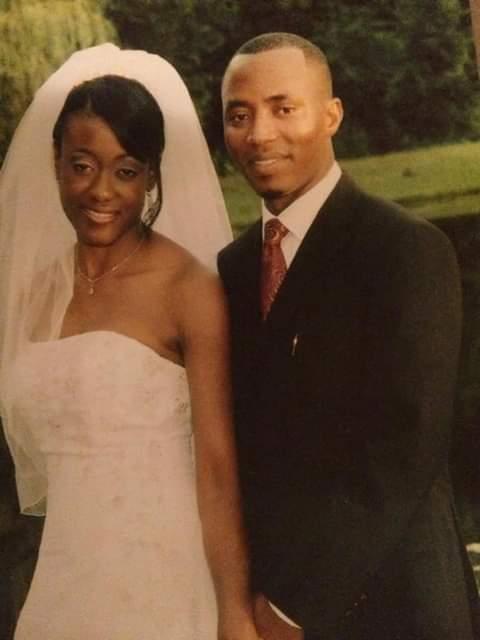 Sowore shares rare photo to celebrate 16 wedding anniversary