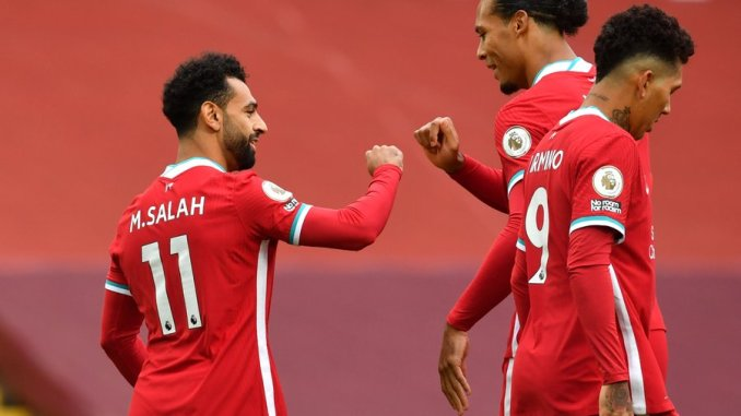 Salah nets hat-trick as Liverpool edge Leeds in thriller at Premier League opener