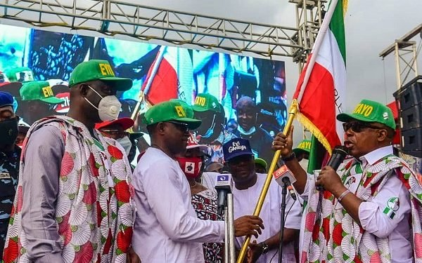 Cracks in PDP deepens as govs, chieftains shun Ondo campaign flag-off