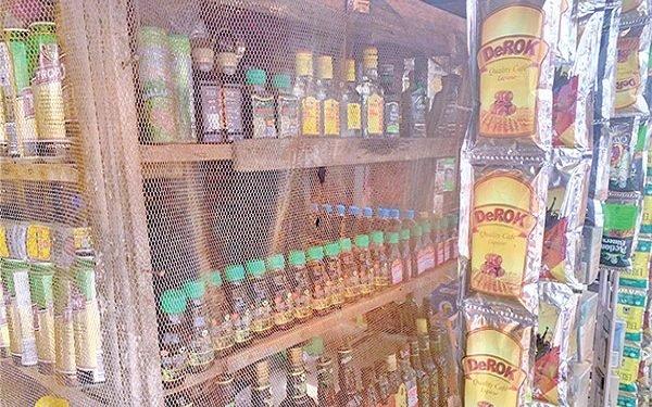 FG stops alcohol in sachets, polythene