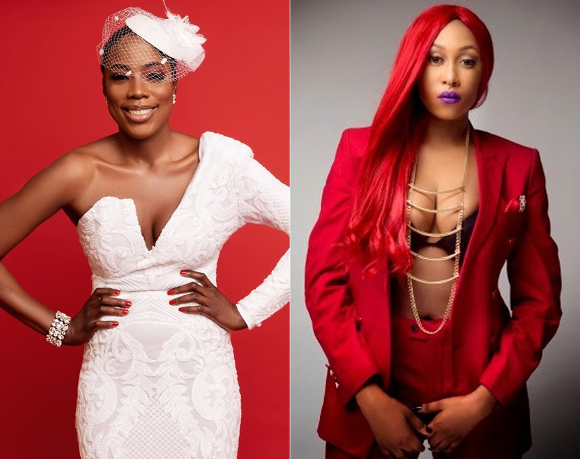 Old witch with the scriptures – Cynthia Morgan slams former manager, Joy Tongo