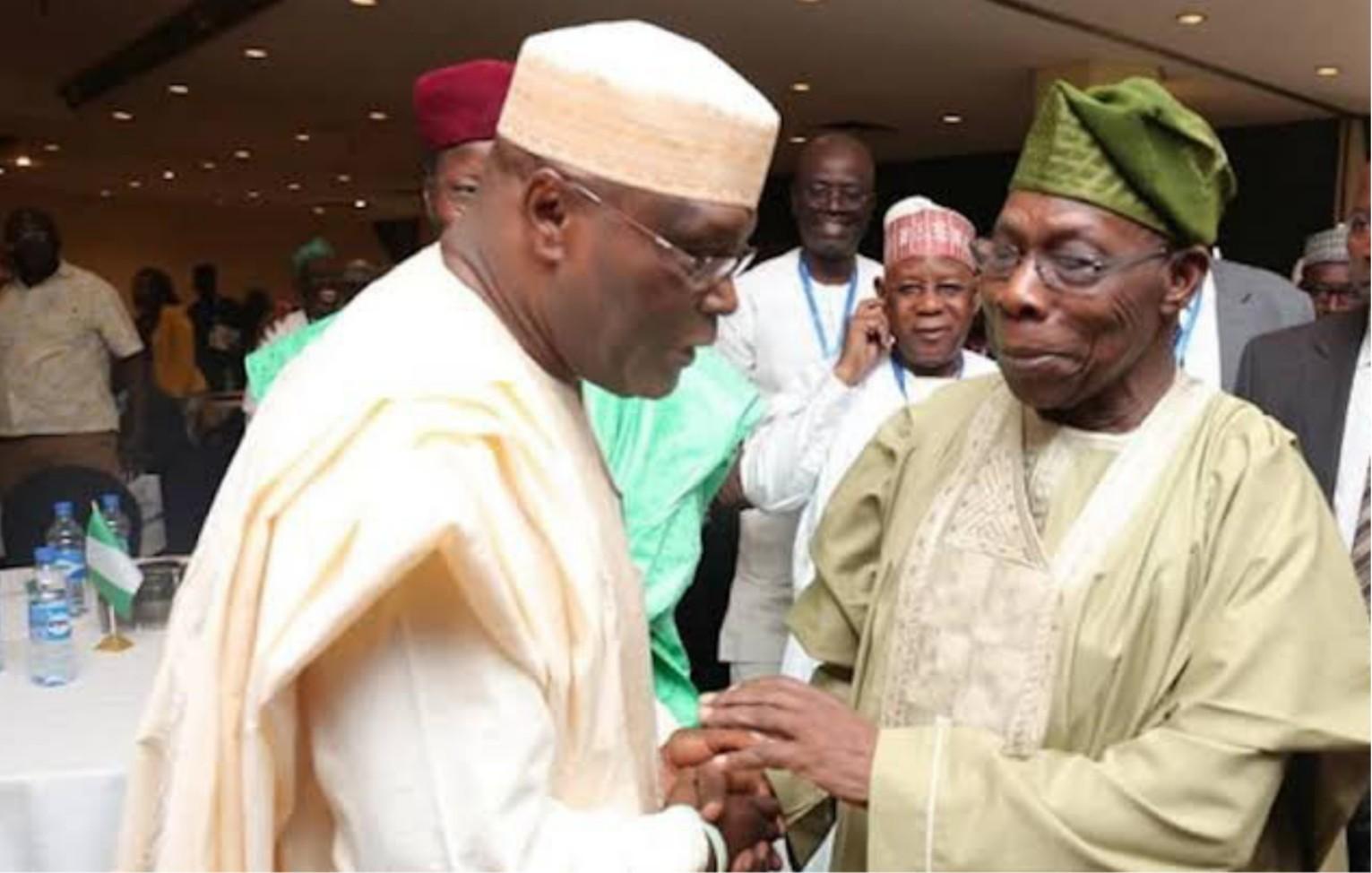 Account for $16bn power fund, privatisation of assets, APC tells Obasanjo, Atiku