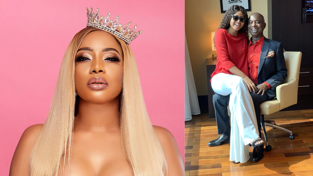Actress, Chika Ike finally speaks on reports of 'becoming Ned Nwoko's 7th wife'