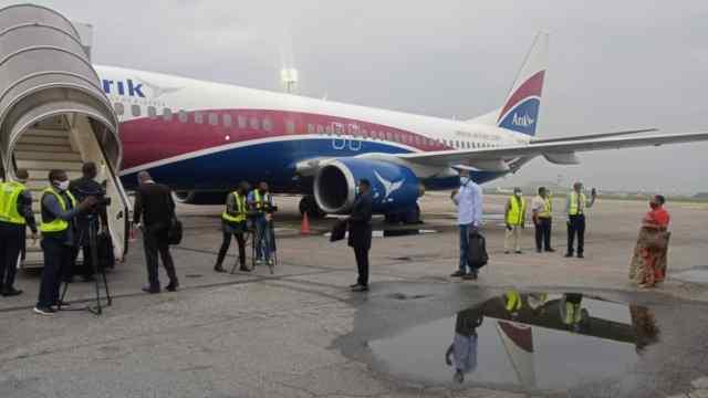 BREAKING: Aviation union shuts down Arik Air operations in Lagos