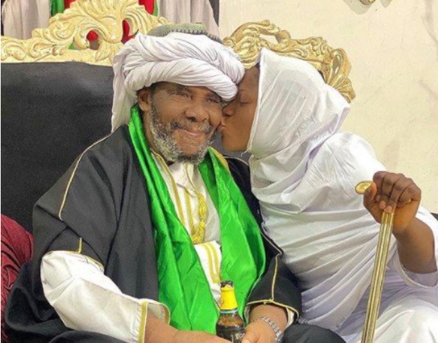 Pete Edochie cries out over threat to life after shooting movie allegedly 'portraying Shiites as terrorists'