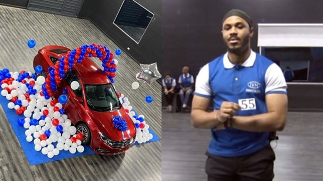 BBNaija 2020: Ozo wins brand new car