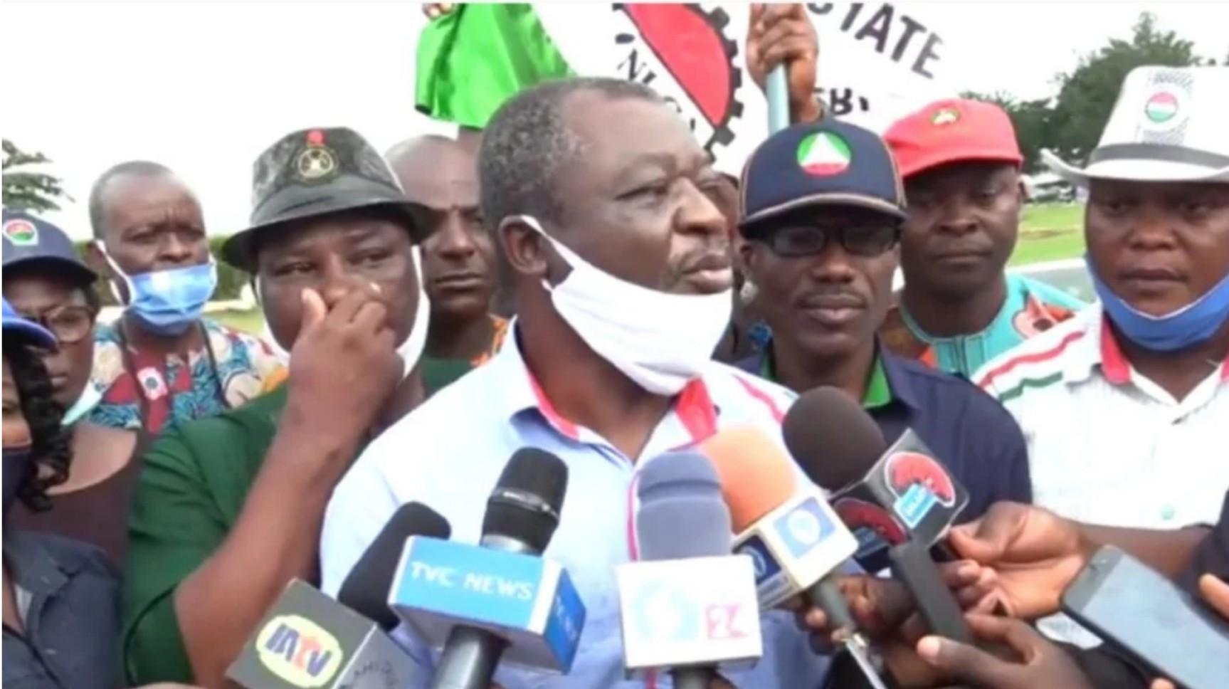Ogun workers embark on strike