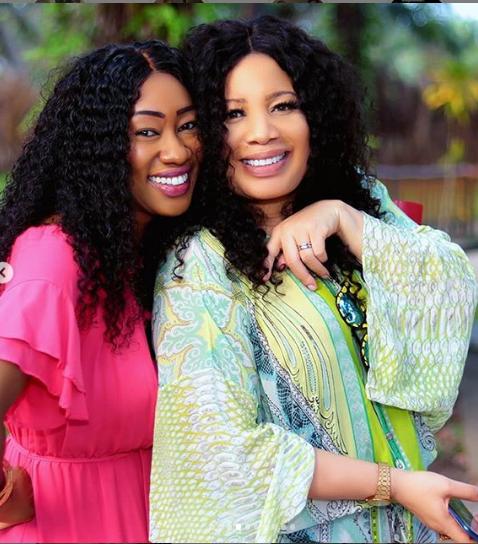 Photos from Nollywood actress, Monalisa Chinda's 46th Birthday celebration