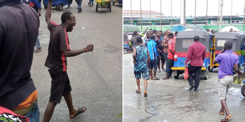 Task force allegedly kills keke driver, causes chaos in Bayelsa