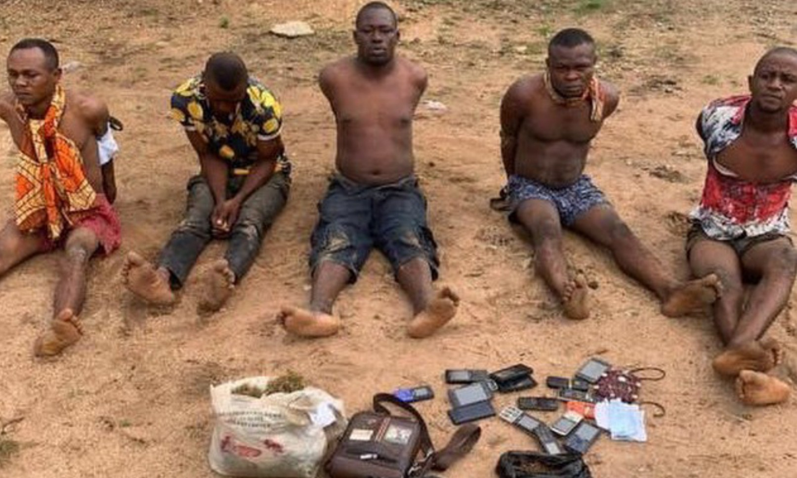 Troops neutralizes bandits hideouts, arrest suspected militias, recovers arms in three states