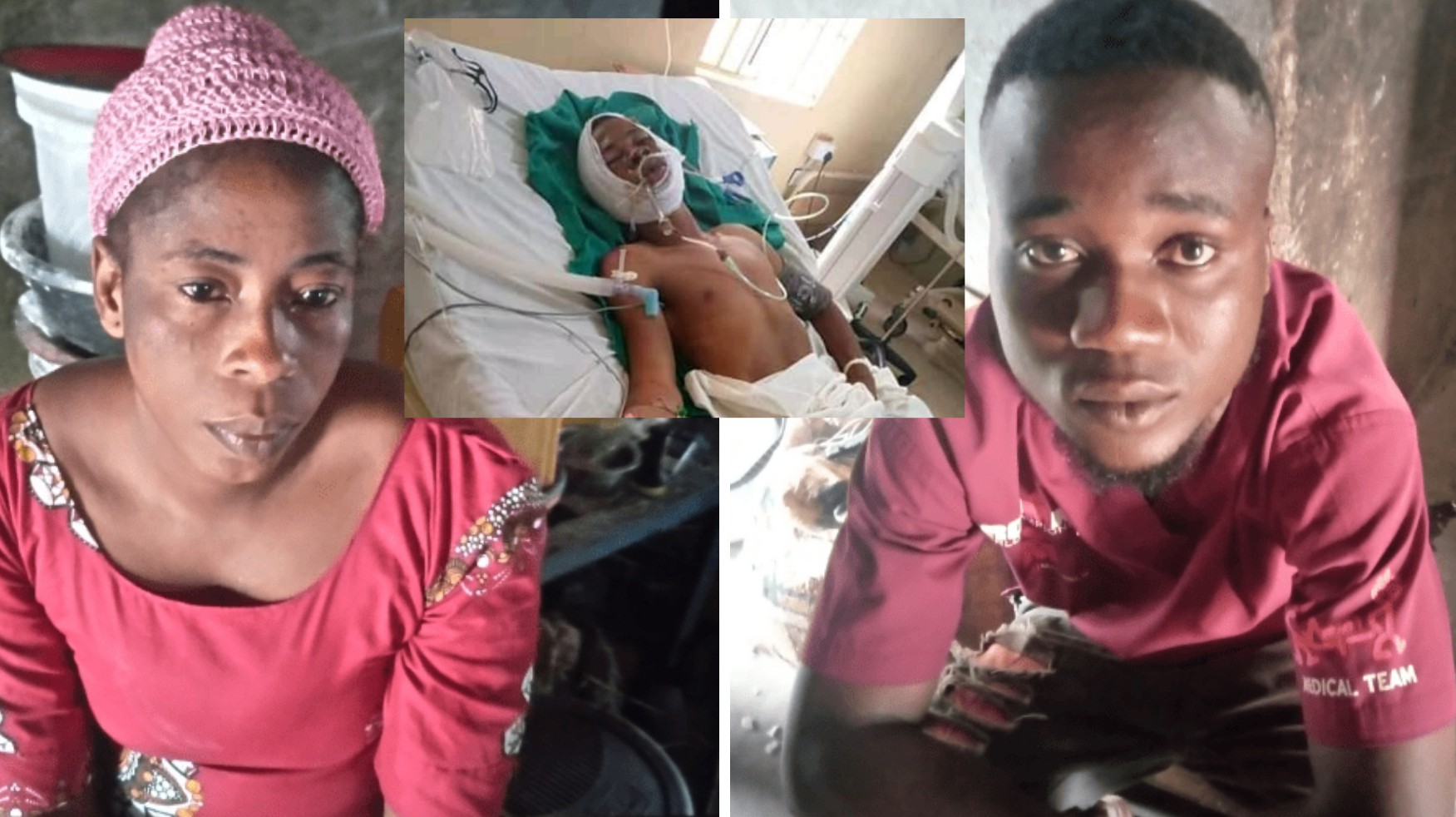 """Widow narrates how Osun police officer allegedly killed her son a month to his graduation, """"says world has ended"""""""