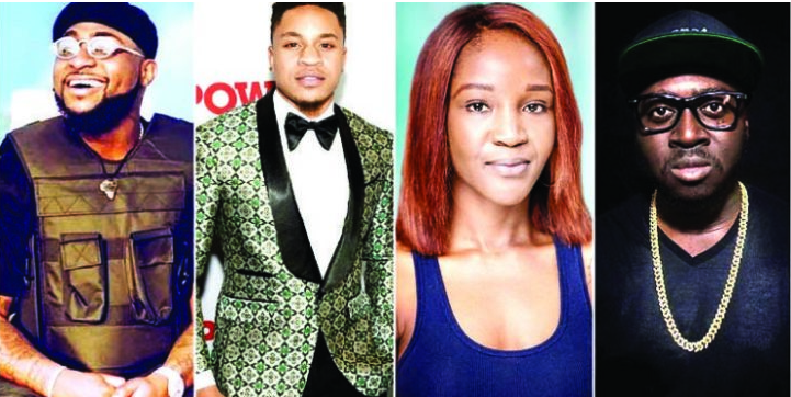 3 other Nigerians to join Davido in 'Coming to America 2'