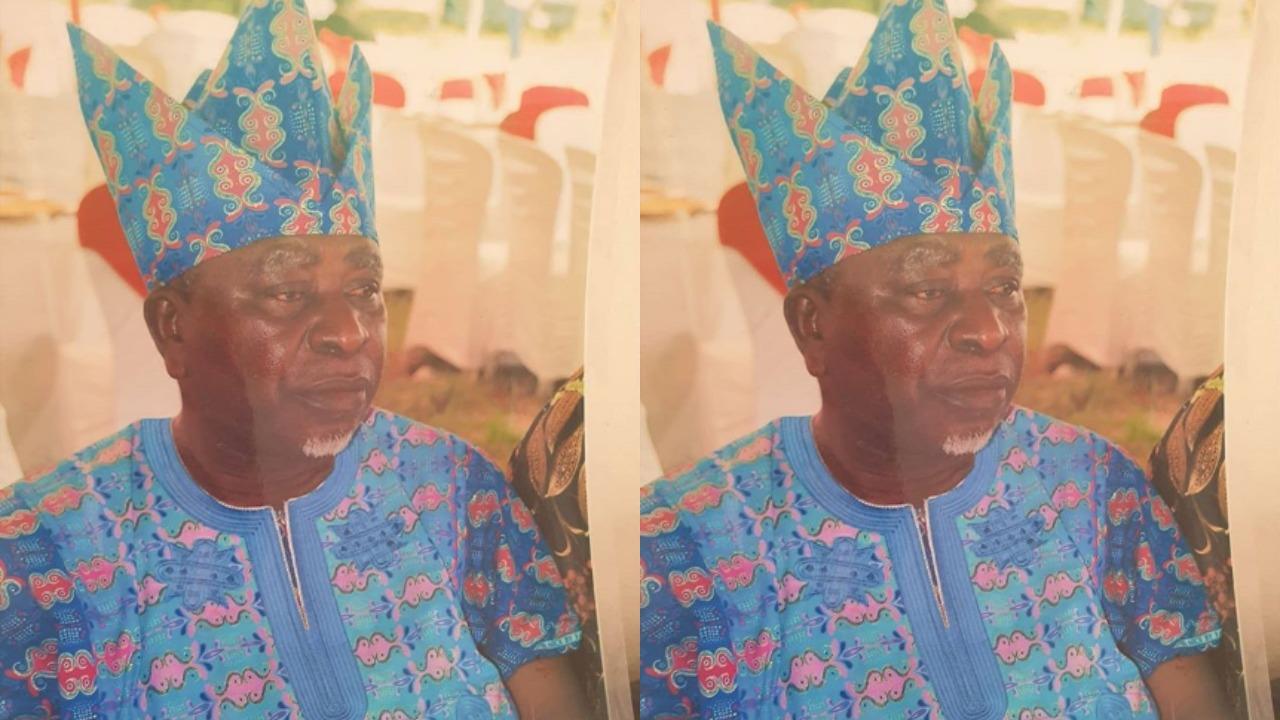 Veteran Actor, Jimoh Aliu is dead