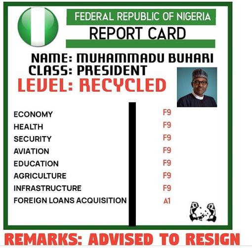 Sowore drags Buhari again, rates his regime F9 parallel