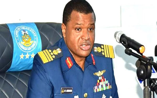 We will fight bandits to finish, Chief of Air Staff vows