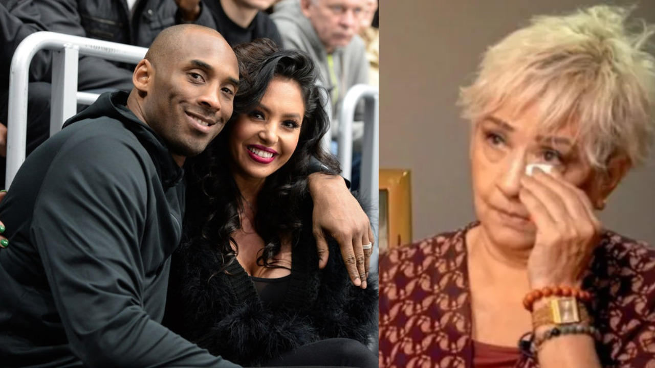 Late NBA star, Kobe Bryant's wife, Vanessa kicks mother of out his home