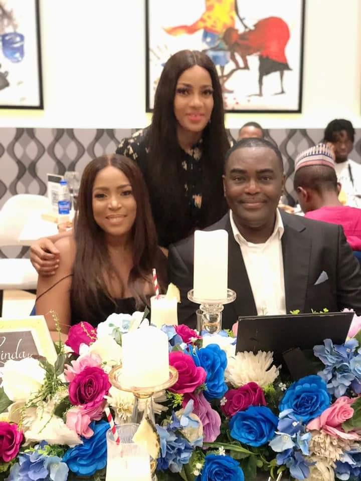 Photos from Linda Ikeji's 40th birthday celebration
