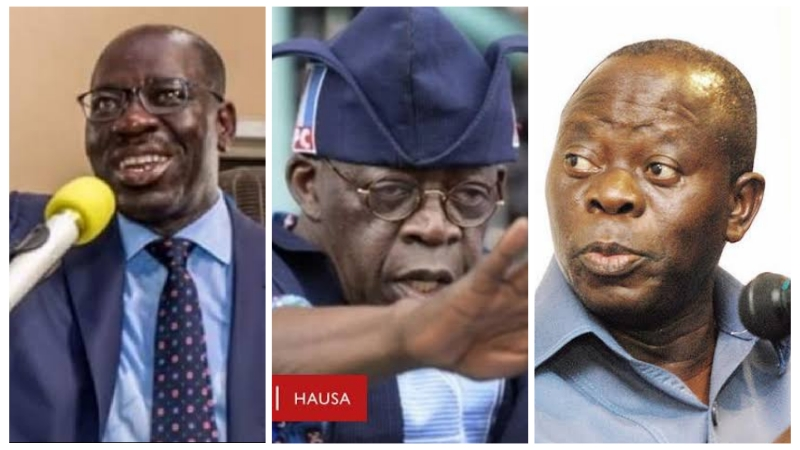EDO POLITICS: Moment goats eat lions and lions dare not complain
